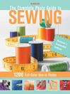 Complete Photo Guide to Sewing (eBook): 1200 Full-Color How-To Photos