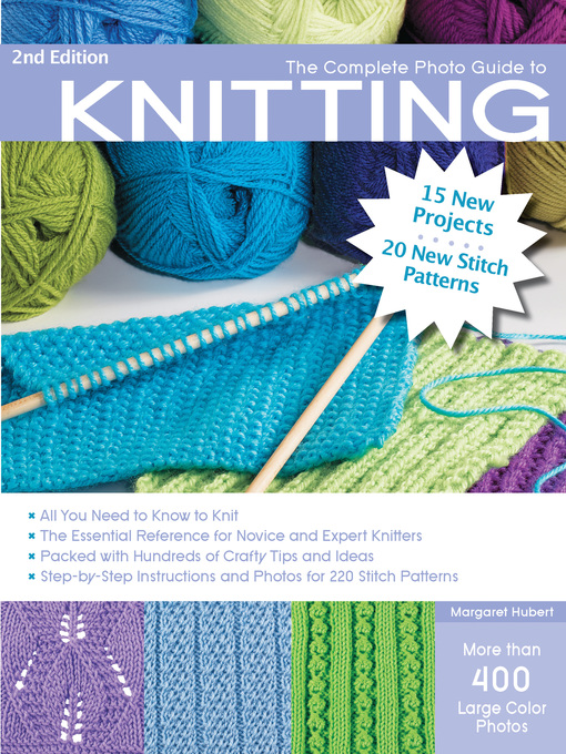 The Complete Photo Guide to Knitting (eBook)