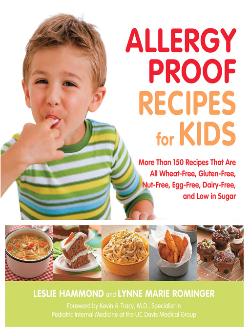 Allergy Proof Recipes for Kids (eBook)