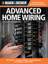 Black & Decker Advanced Home Wiring (eBook): DC Circuits, Transfer Switches, Panel Upgrades, Updated
