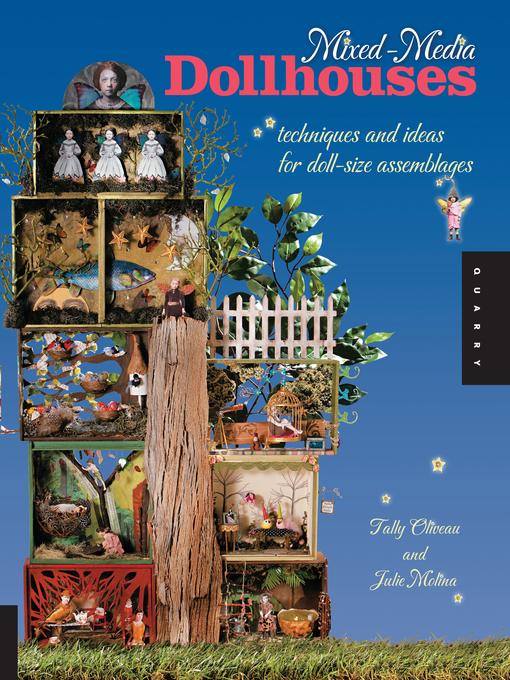 Mixed-Media Dollhouses (eBook)