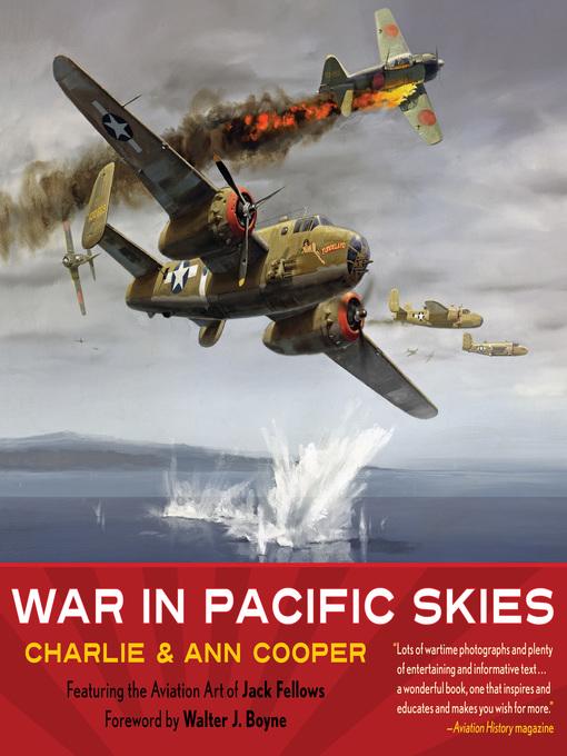 War in Pacific Skies (eBook)