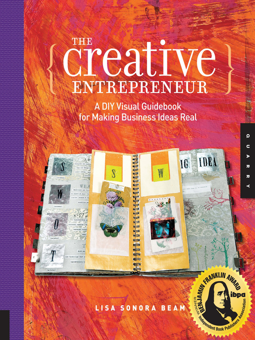 The Creative Entrepreneur (eBook): A DIY Visual Guidebook for Making Business Ideas Real