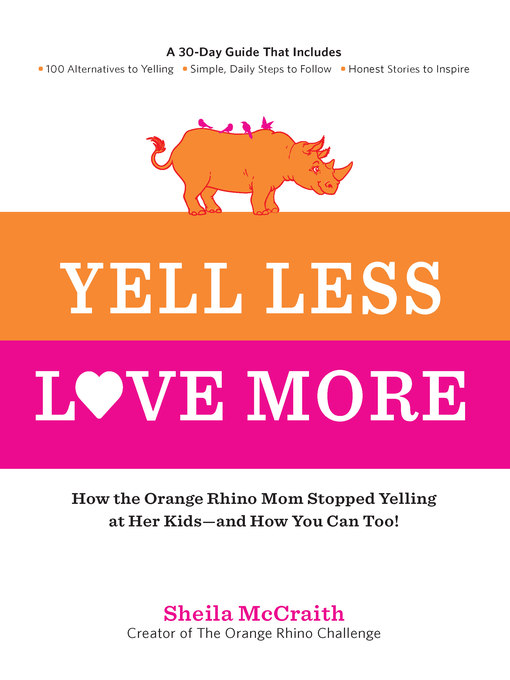 Yell Less, Love More (eBook)