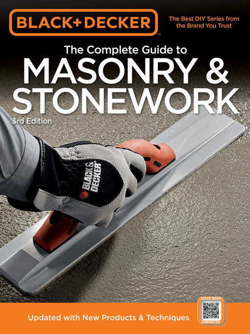 The Complete Guide to Masonry & Stonework (eBook): *Poured Concrete *Brick & Block *Natural Stone *Stucco