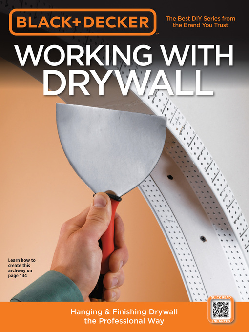Working with Drywall (eBook): Hanging & Finishing Drywall the Professional Way
