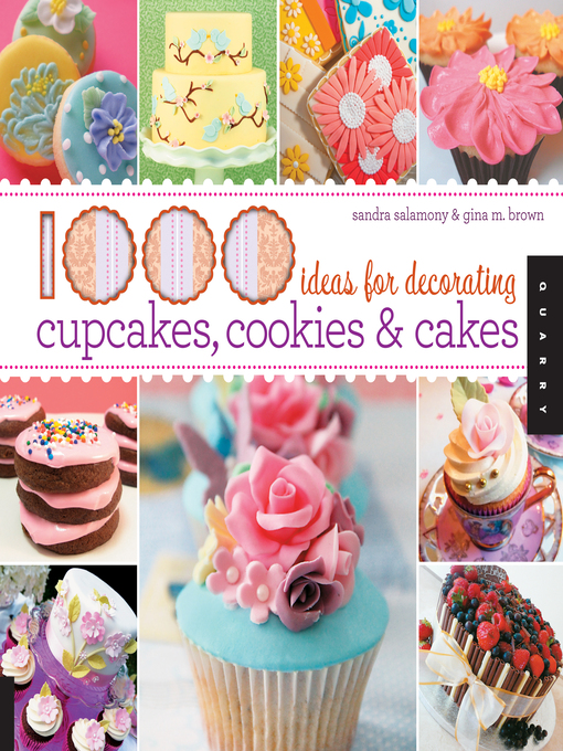 1,000 Ideas for Decorating Cupcakes, Cookies & Cakes (eBook)