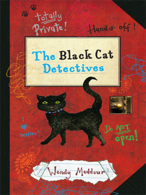 The Black Cat Detectives (eBook): Cinnamon Grove Series, Book 2