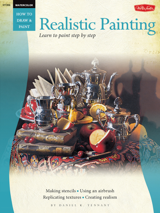 Realistic Painting (eBook): Learn to Paint Step by Step