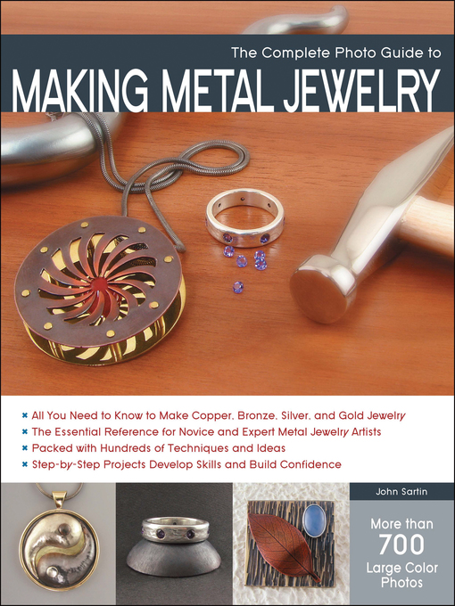 The Complete Photo Guide to Making Metal Jewelry (eBook)