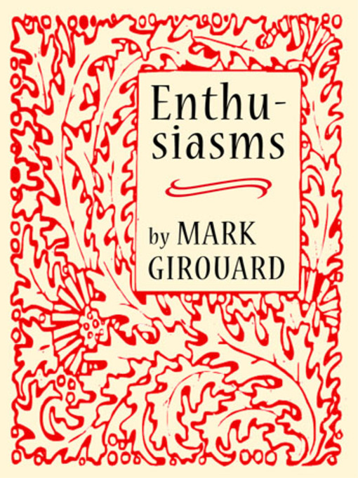 Enthusiasms (eBook)
