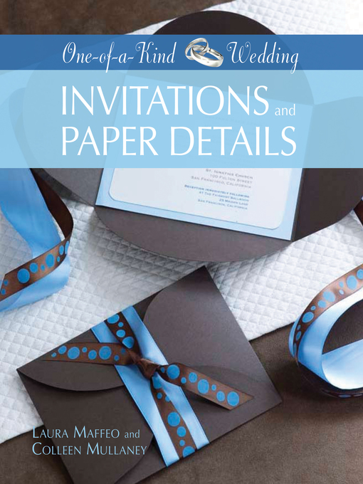 Invitations and Paper Details (eBook)