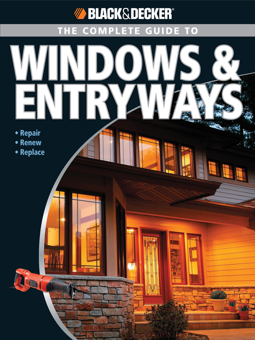 The Complete Guide to Windows & Entryways (eBook)