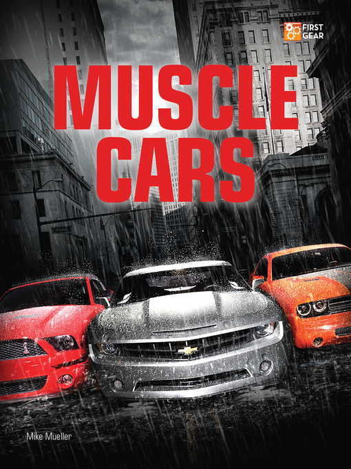 Muscle Cars (eBook)