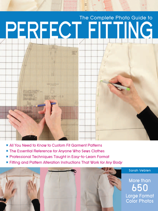 The Complete Photo Guide to Perfect Fitting (eBook)