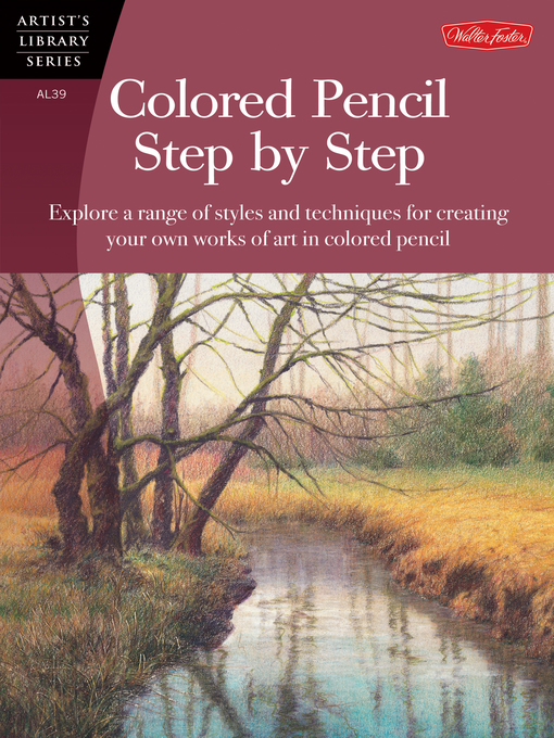 Colored Pencil Step by Step (eBook)