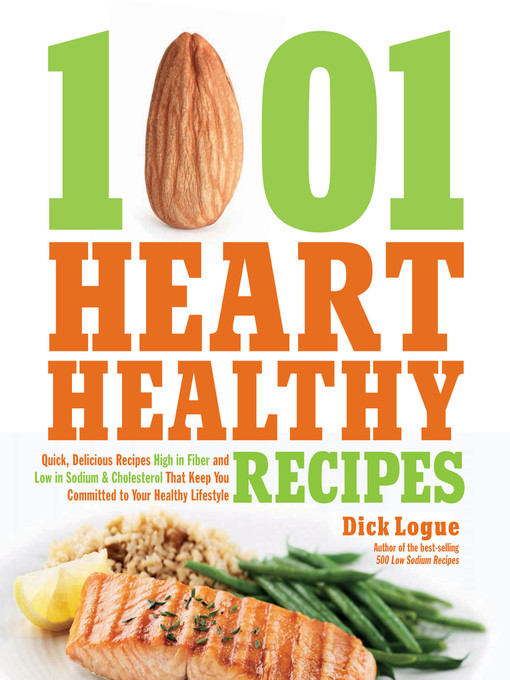 500 Low-Cholesterol Recipes (eBook): Flavorful Heart-Healthy Dishes Your Whole Family Will Love