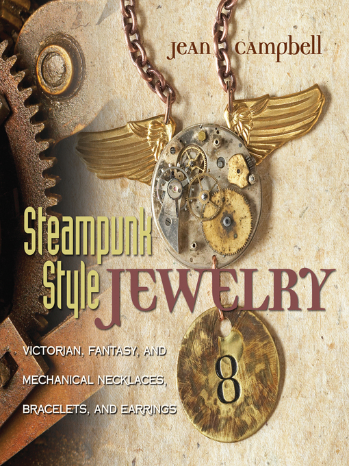 Steampunk Style Jewelry (eBook)