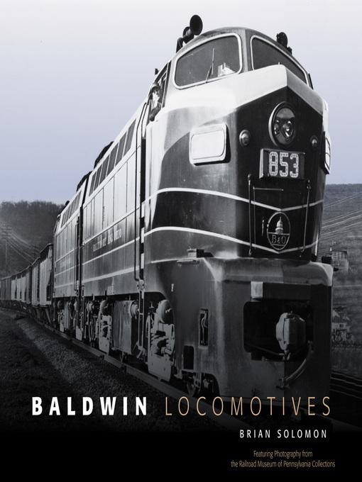 Baldwin Locomotives (eBook)