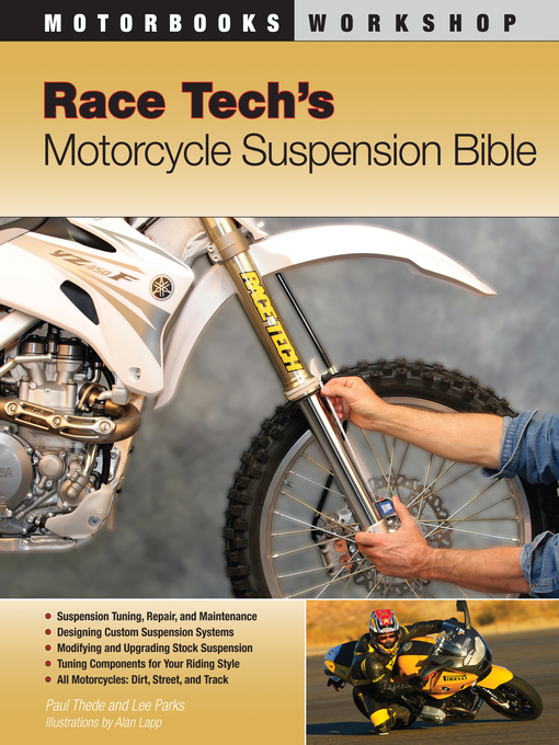 Race Tech's Motorcycle Suspension Bible (eBook)