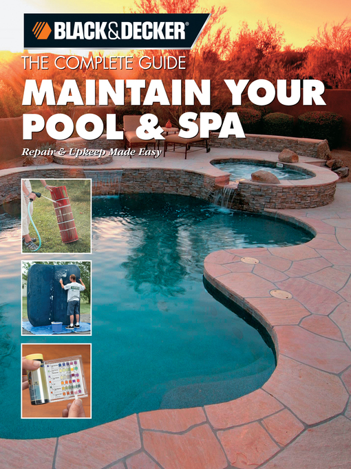 The Complete Guide (eBook): Maintain Your Pool & Spa: Repair & Upkeep Made Easy