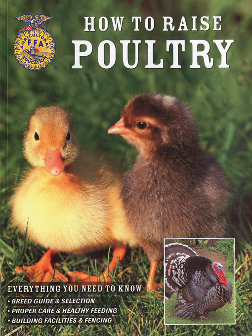 How to Raise Poultry (eBook)