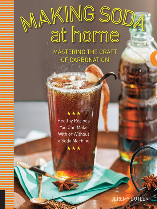 Making Soda at Home (eBook): Mastering the Craft of Carbonation