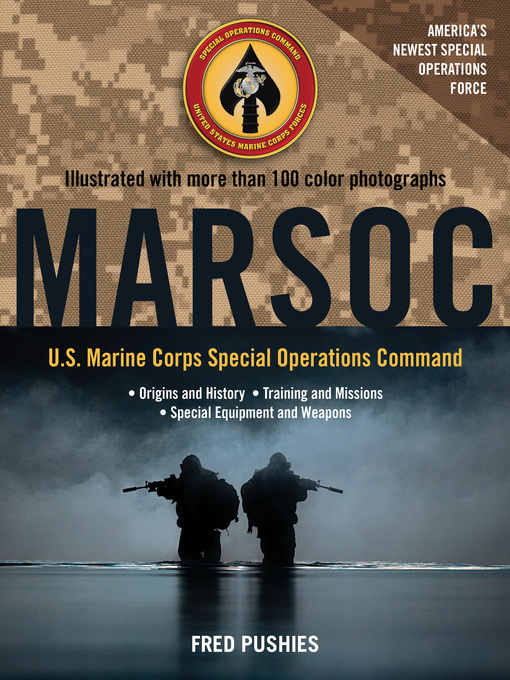 MARSOC (eBook): U.S. Marine Corps Special Operations Command