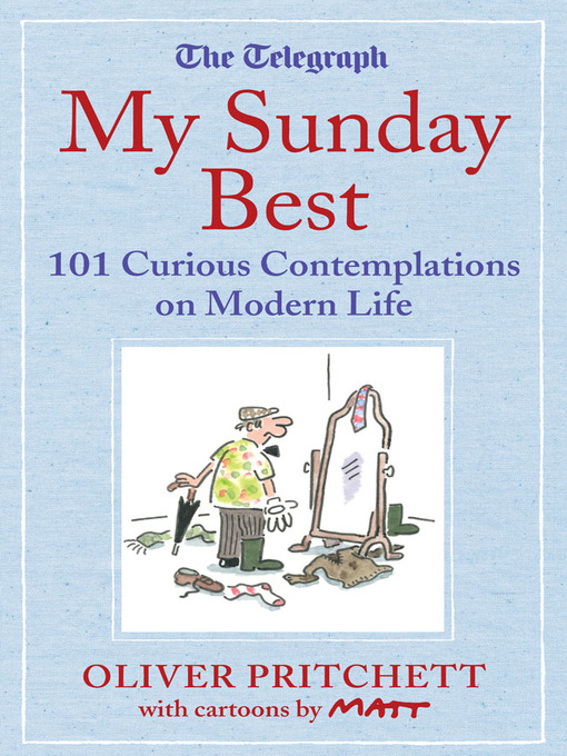 My Sunday Best (eBook): 101 Curious Contemplations on Modern Life