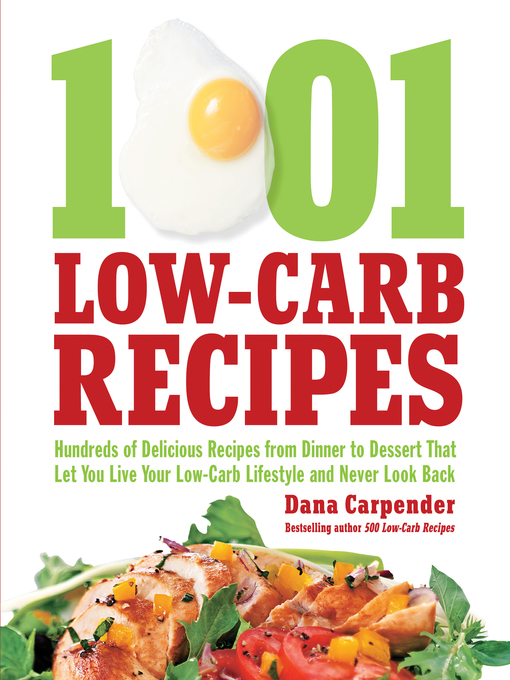 The Best Low Carb Dessert Recipes (eBook)