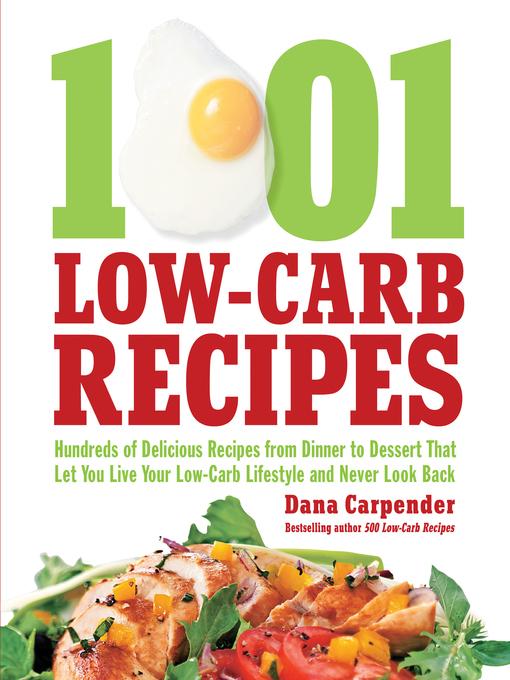 The Best Low Carb Dessert Recipes (eBook)