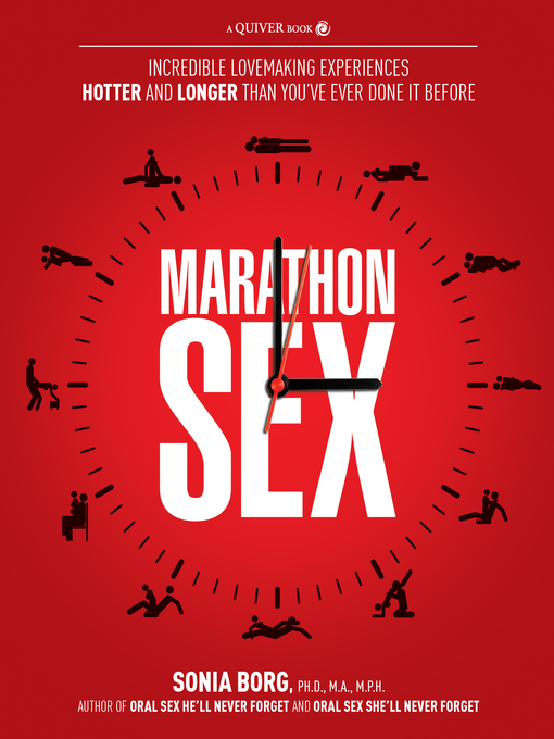 Marathon Sex (eBook): Incredible Lovemaking Experiences Hotter and Longer Than You've Ever Done It Before