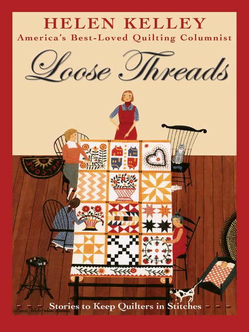 Loose Threads (eBook): Stories to Keep Quilters in Stitches