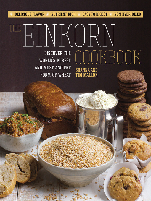 The Einkorn Cookbook (eBook)