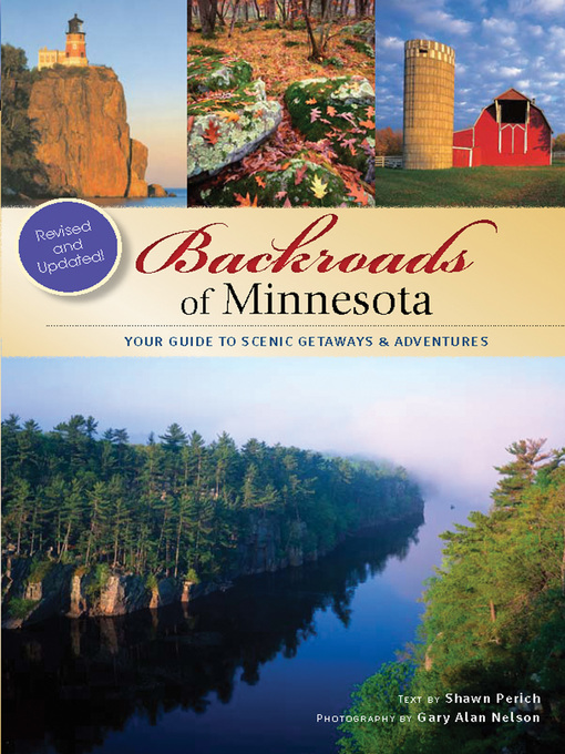 Backroads of Minnesota (eBook): Your Guide to Scenic Getaways & Adventures