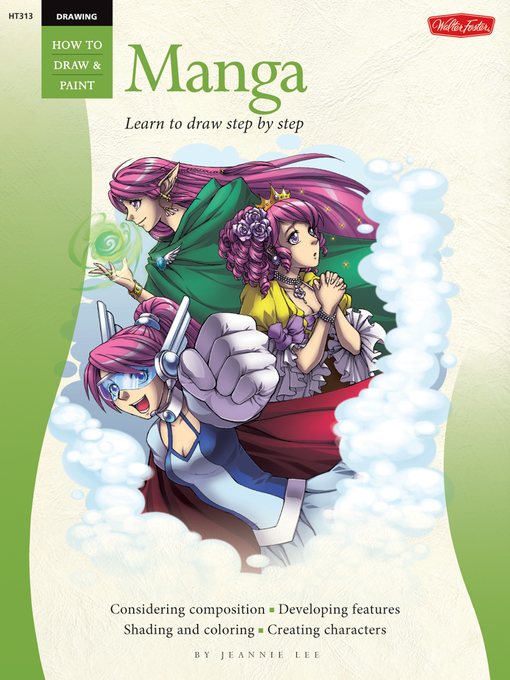 Manga (eBook): Learn the Art of Manga Step by Step