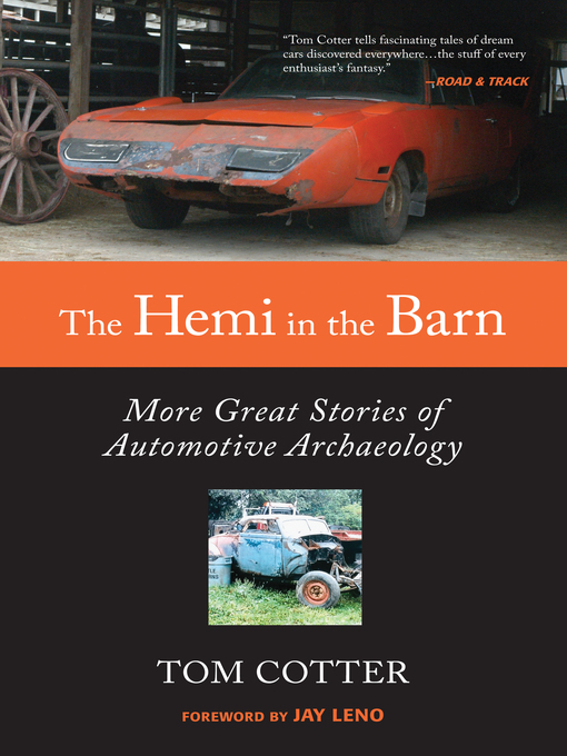 The Hemi in the Barn (eBook): More Great Stories of Automotive Archaeology