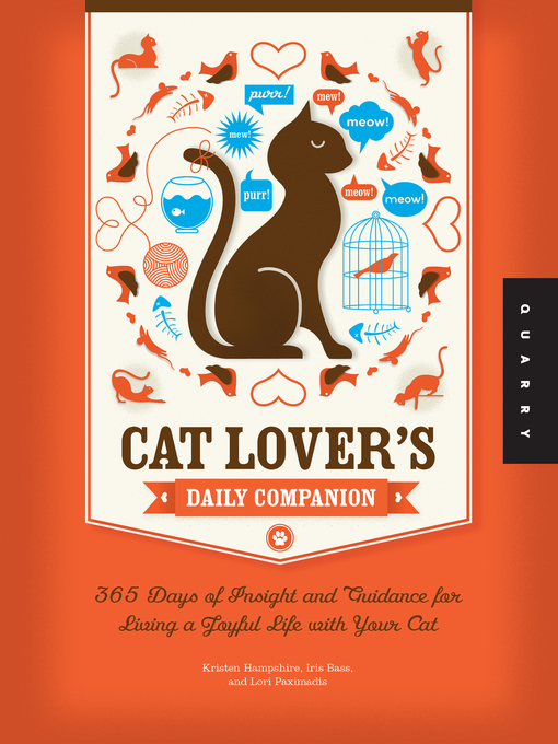 Cat Lover's Daily Companion (eBook): 365 Days of Insight and Guidance for Living a Joyful Life with Your Cat