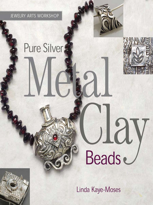 Pure Silver Metal Clay Beads (eBook)
