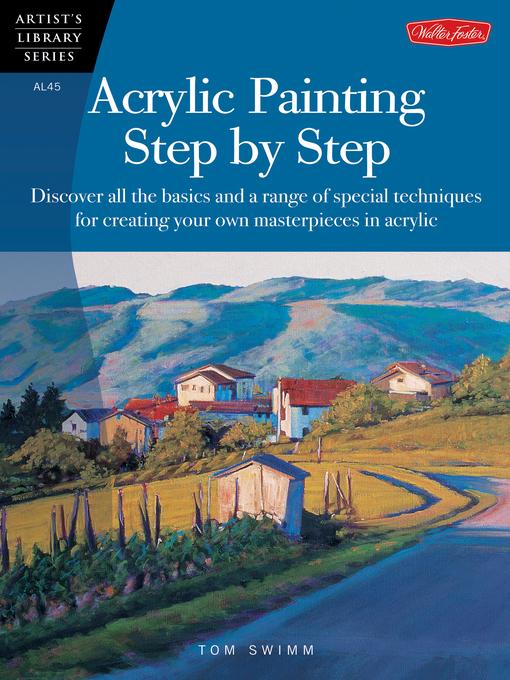 Acrylic Step by Step (eBook)