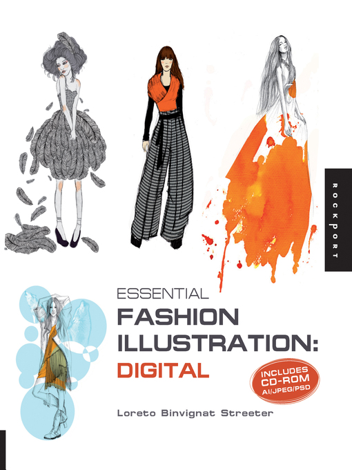 Essential Fashion Illustration: Digital (eBook)
