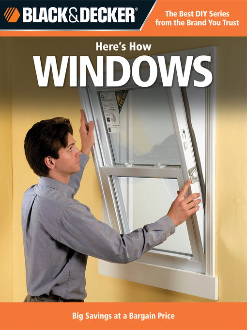 Black & Decker Here's How...Windows (eBook): Big Savings at a Bargain Price