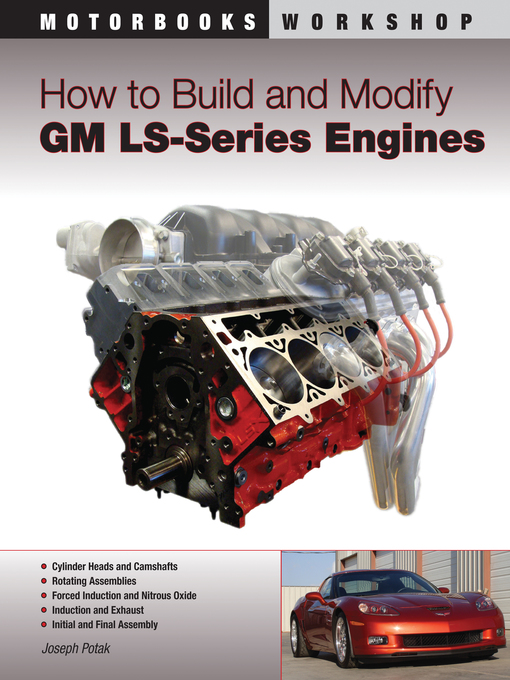 How to Build and Modify GM LS-Series Engines (eBook)
