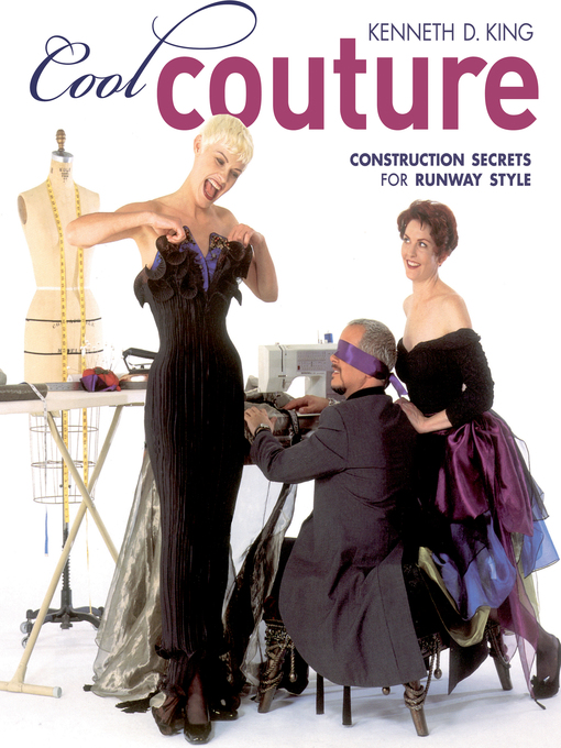 Cool Couture (eBook): Construction Secrets for Runway Style