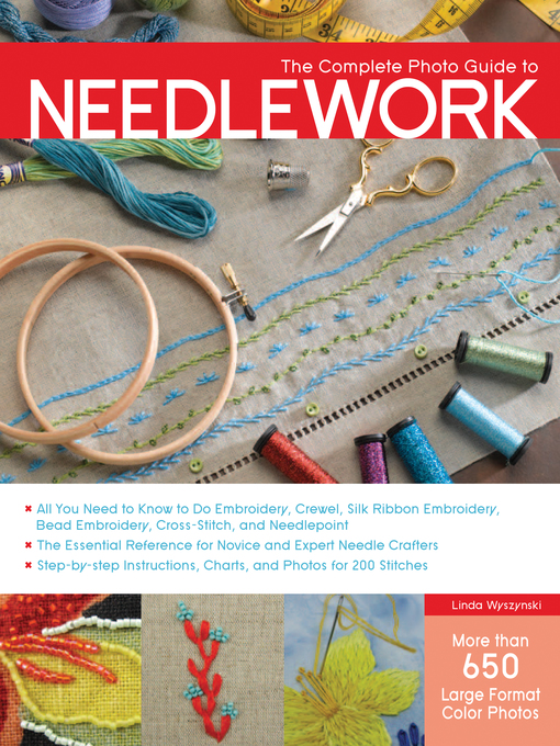 The Complete Photo Guide to Needlework (eBook)