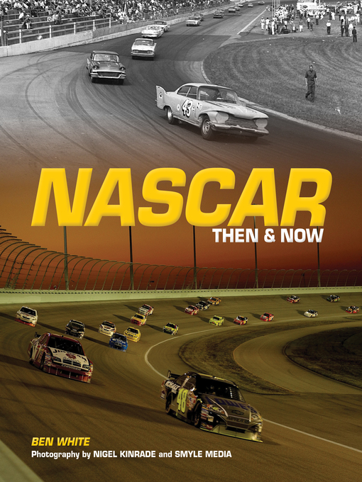 NASCAR Then and Now (eBook)