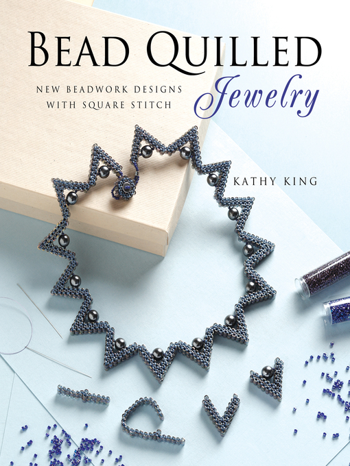 Bead Quilled Jewelry (eBook): New Beadwork Designs with Square Stitch