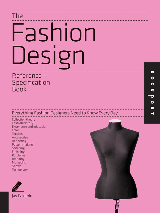 The Fashion Design Reference & Specification Book (eBook): Everything Fashion Designers Need to Know Every Day