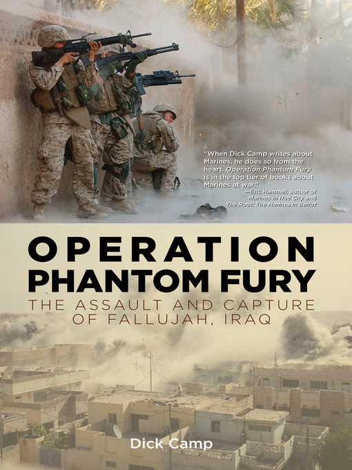 Operation Phantom Fury (eBook): The Assault and Capture of Fallujah, Iraq