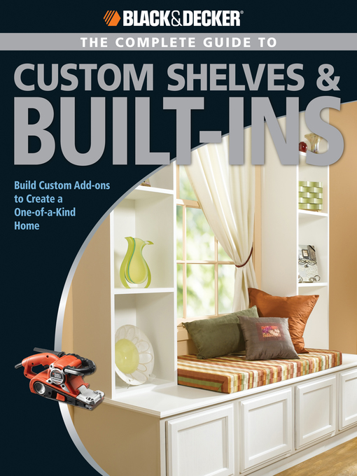 The Complete Guide to Custom Shelves & Built-ins (eBook)